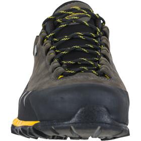 La Sportiva TX5 Low GTX Zapatillas Hombre, gris/amarillo